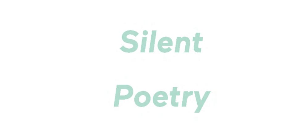 27/10▷21/12 – SILENT POETRY – GALERIE JÉRÔME PAUCHANT PARIS