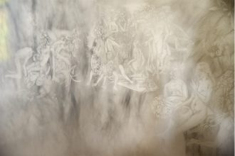 """07/10 ▷ 17/03/19 – """"Échos"""" exposition personnelle de Patrick Neu – Abbaye de Maubuisson"""