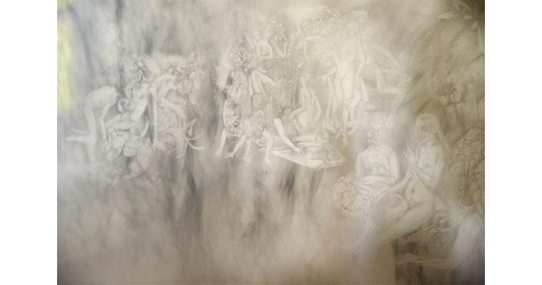 """07/10 ▷ 17/03 – """"Échos"""" exposition personnelle de Patrick Neu – Abbaye de Maubuisson"""