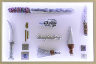 08/11▷15/12 – QUENTIN DESTIEU – MASTER/SLAVE – GALERIE DES GRANDS BAINS DOUCHES, MARSEILLE