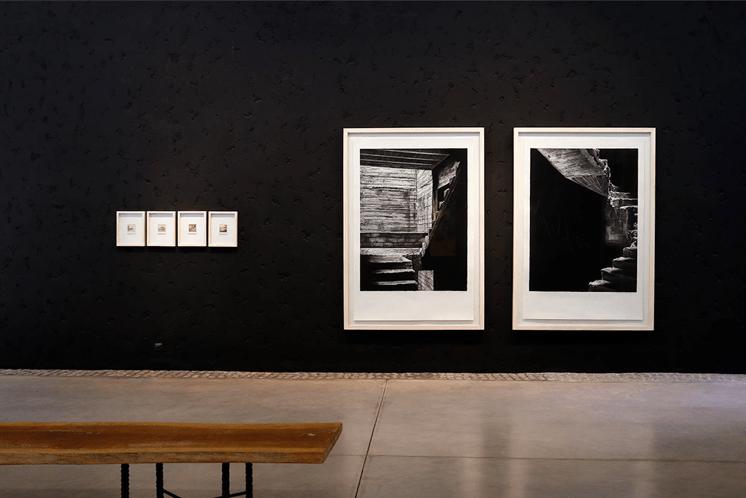 "ROXANE DAUMAS ""ARCHITECTURES INACHEVÉES"" - Fondation Montresso*"
