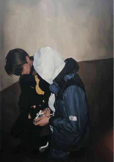 Julian Simon_Overexposure_Galerie Chloe Salgado_Paris