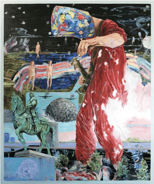 Mathieu Boisadan_Pour la peau_Galerie Patricia Dorfmann_Paris