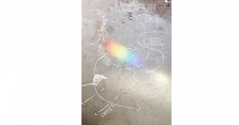 10/11▷23/12 – NAOMI MAURY & DAMIEN FRAGNON – L'ODEUR DU CIEL – L'ATTRAPE-COULEURS LYON