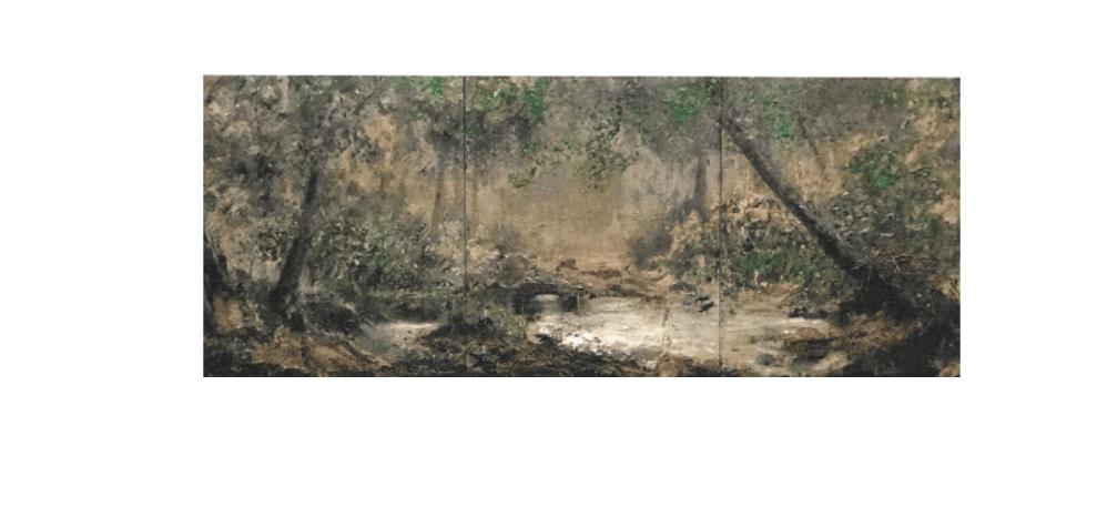 07/11▷19/01/19 – OLIVIER DE SAGAZAN – YOU AND I ARE EARTH – LOO & LOU GALLERY PARIS 03