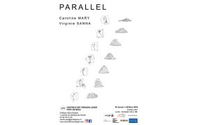 18/01 AU 08/03 – PARALLEL / TALENT'ARTS 2019 – VIRGINIE SANNA, CAROLINE MARY – CENTRE D'ARTS FERNAND LÉGER PORT DE BOUC