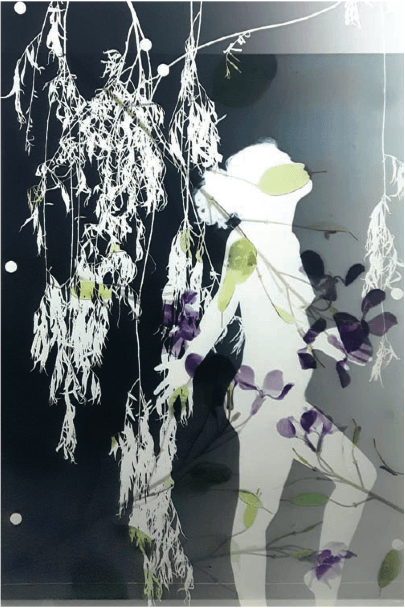 Baptiste Rabichon_A l'intérieur cet été_Galerie Paris-Beijing_Paris