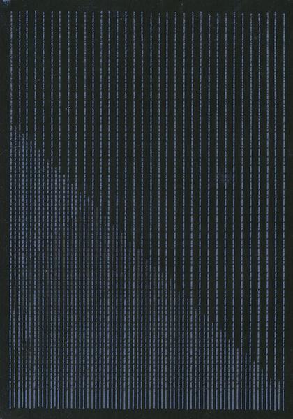 CLAUDE CHAUSSARD - Carbone C15 DE LA PEINTURE_Galerie ETC_Paris