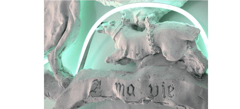 26/01 AU 23/02 – JEAN-BAPTISTE JANISSET– À MA VIE – GALERIE ALAIN GUTHARCPARIS