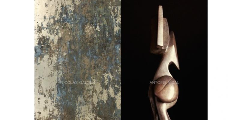 31/01 AU 20/02 – NICOLAS GALTIER / ANTOINE VIDAL – EMPREINTES – GALERIE CYRIL GUERNIERI PARIS