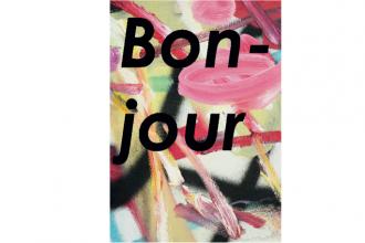 10/01 AU 09/02 – ROBIN CURTIL – BON-JOUR – GALERIE B+ LYON