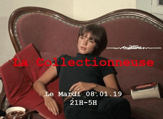 Soirée-événement_La Collectionneuse_Le Montana_Paris