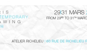 29 au 31/03 – 7e ÉDITION DE DDESSINPARIS – ATELIER RICHELIEU PARIS