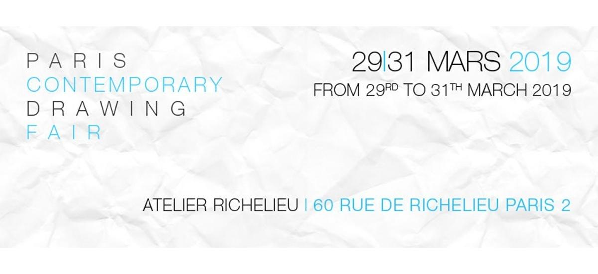 29 au 31/03 – 7e ÉDITION DE DDESSINPARIS – ATELIER RICHELIEU PARIS