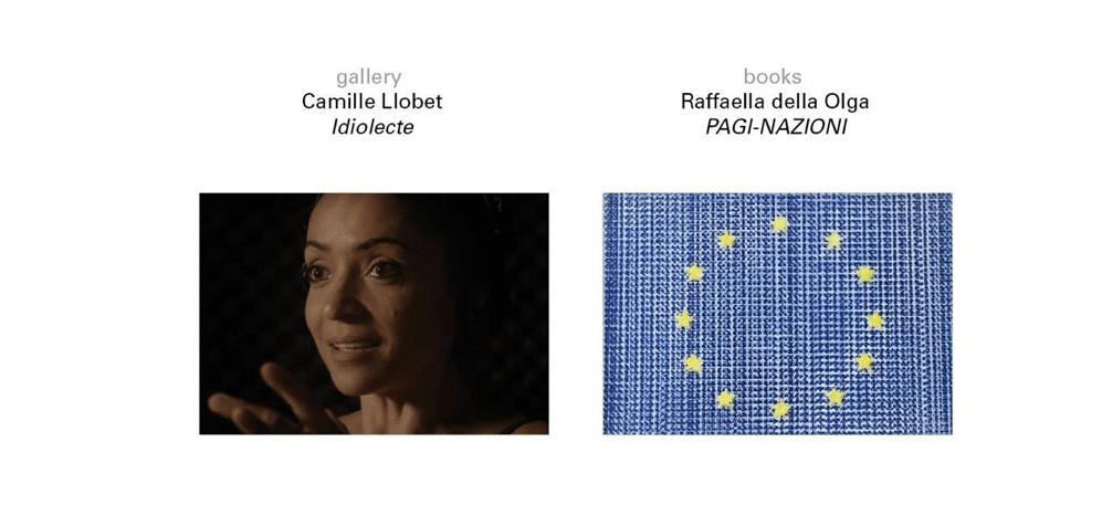 26/01 AU 23/03 – CAMILLE LLOBET / RAFFAELLA DELLA OLGA – FLORENCE LOEWY BY ARTISTS PARIS