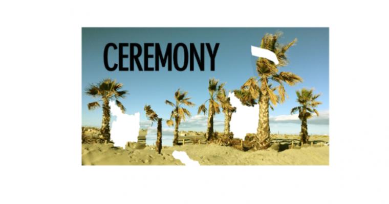 12/01 AU 17/03 – CEREMONY – PALAIS DE L'ARCHEVÊCHÉARLES VILLE