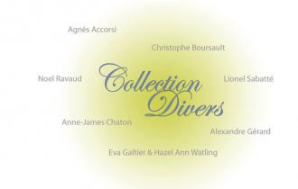 23/01 AU 02/03 – COLLECTION DIVERS – GALERIE PORTE AVIONMARSEILLE