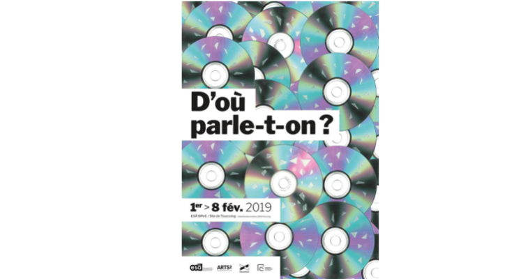 01 AU 08/02 – D'OU PARLE T ON ?– ESÄ TOURCOING