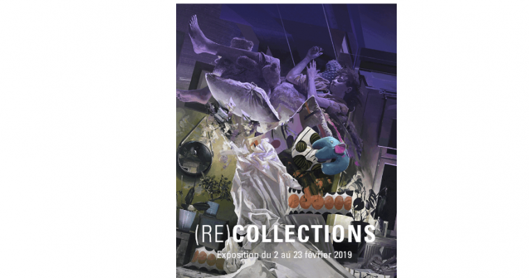 02 AU 23/02 – (RE)COLLECTIONS – GALERIE OPENSPACE PARIS