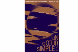 18/01 AU 16/03 – UN CŒUR SIMPLE – CENTRE TIGNOUS D'ART CONTEMPORAIN DE MONTREUIL