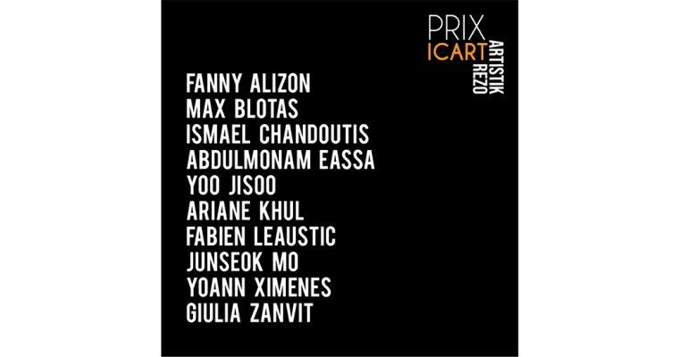 25 AU 27/01 – 11E ÉDITION PRIX ICART ARTISTIK REZO