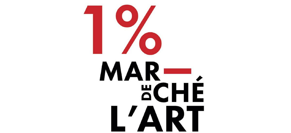 ▷28/02 – APPEL À PROJET – 1 % MARCHÉ DE L'ART – AIDE À LA PRODUCTION ARTISTIQUE