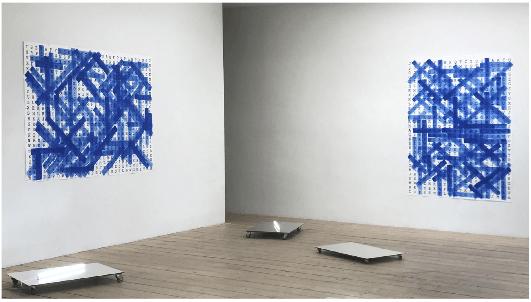 Arthur Tiar_On est bien seul_GalerieFaubourg des Jeunes Artistes_Paris