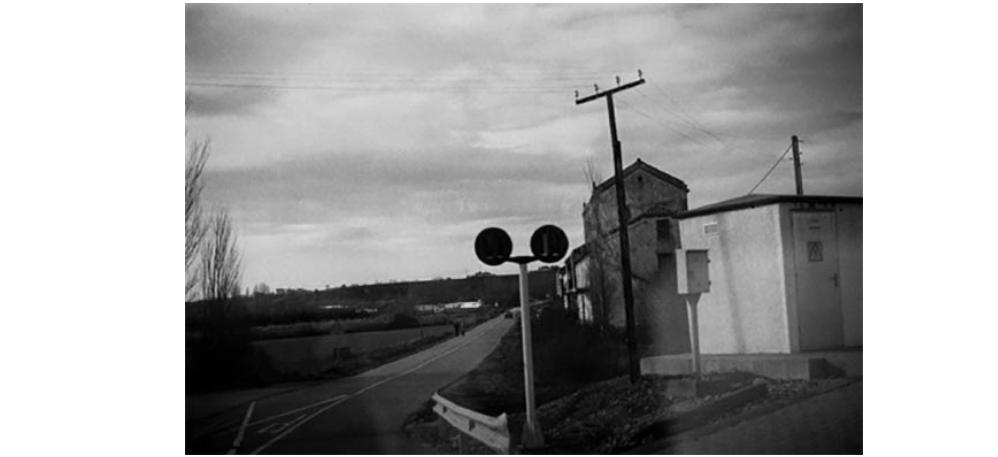 02/03 AU 31/07 – BERNARD PLOSSU – LES POTEAUX ÉLECTRIQUES – LA NON-MAISONAIX-EN-PROVENCE