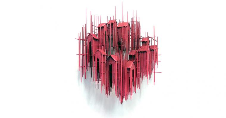 16/02 AU 06/04 – DAVID MORENO – DIBUJANDO ESCULTURAS – GALERIE DANYSZ PARIS