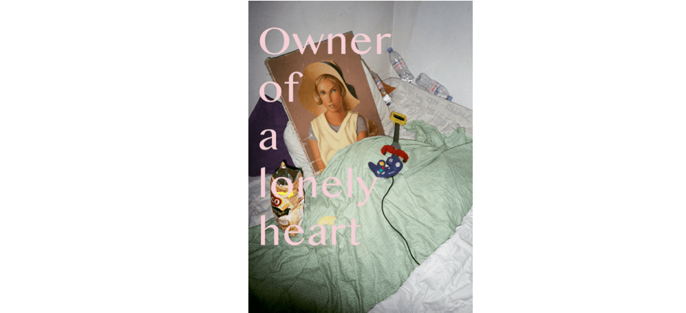 14/02 AU 09/03 – OWNER OF A LONELY HEART – GALERIE L'INLASSABLE PARIS