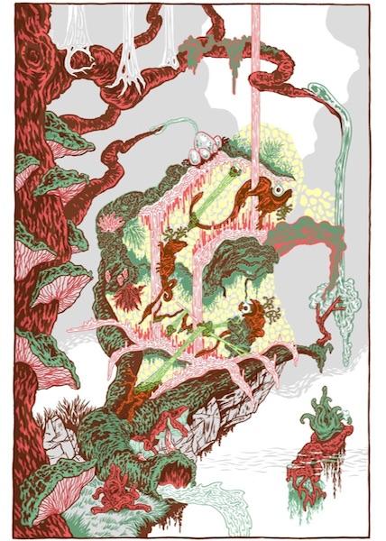 Exposition_Planète B_ MAGCPCajarc_Benjamin Ferré_La pouponière de grenouilles