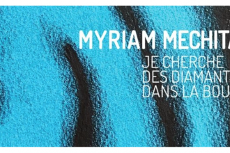 14/02 AU 06/04 – MYRIAM MECHITA – JE CHERCHE DES DIAMANTS DANS LA BOUE – TRANSPALETTE CENTRE D'ART CONTEMPORAIN BOURGES