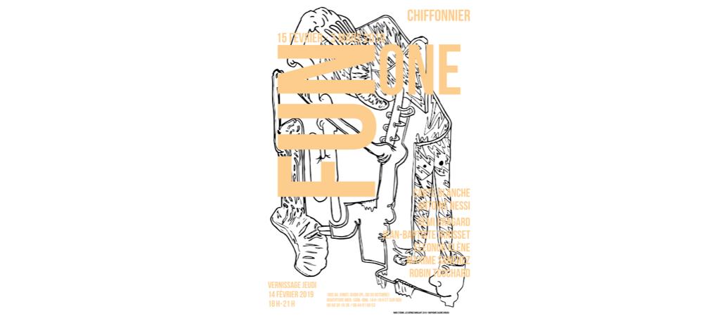 14/02 AU 03/03 – FUN ZONE – ATELIER CHIFFONNIER DIJON