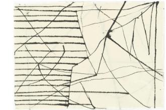 16/02 AU 04/05 – HANNS SCHIMANSKY – L'ESPACE DE LA LIGNE – GALERIE JEANNE BUCHER JAEGER | MARAIS, PARIS