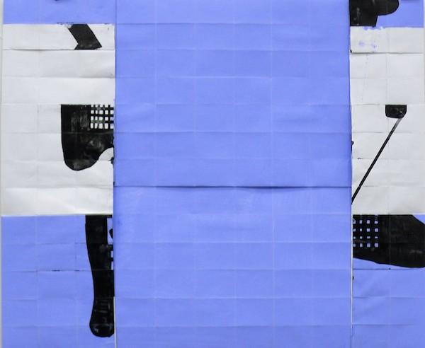 exposition_Hanns Schimansky_L'Espace de la ligne_Galerie Jeanne Bucher Jaeger_Marais_Paris