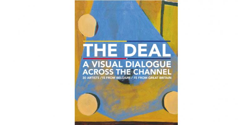 14/02 AU 27/02 – THE DEAL – A VISUAL DIALOGUE ACROSS THE CHANNEL – Maison du Peuple de St Gilles BRUXELLES