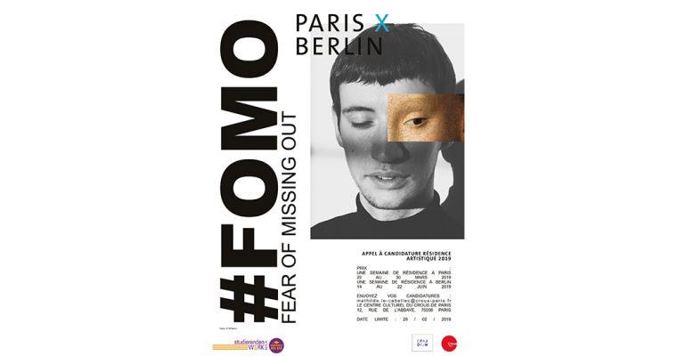 ▷28/02 – CONCOURS PARIS X BERLIN 2019