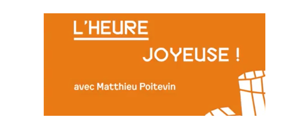 07/02 – 18h30 – RENCONTRE AVEC MATTHIEU POITEVIN – FRAC CENTRE-VAL DE LOIREORLÉANS