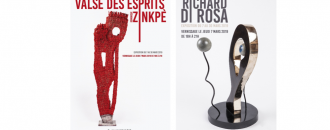 07 AU 30/03 – DOMINIQUE ZINKPÈ / RICHARD DI ROSA – GALERIE VALLOIS, PARIS