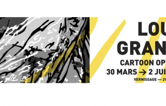 Louis Granet – Cartoon Optimist – 29/03 au 02/06 – Atelier d'Estienne – Centre d'art contemporain, Pont-Scorff