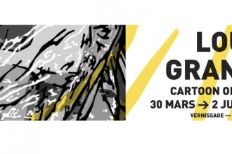 Louis Granet – Cartoon Optimist – 29/03 au 02/06 – Atelier d'Estienne – Centre d'art contemporain, Pont-Scorff