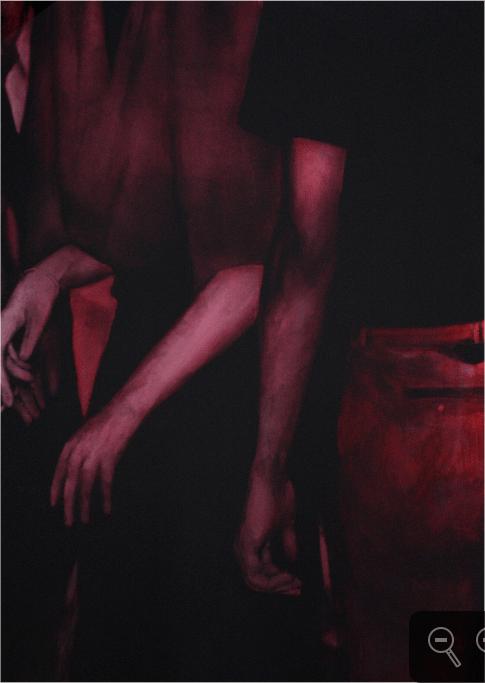 Lenny Rébéré_Infras_Galerie Isabelle Gounod_Paris