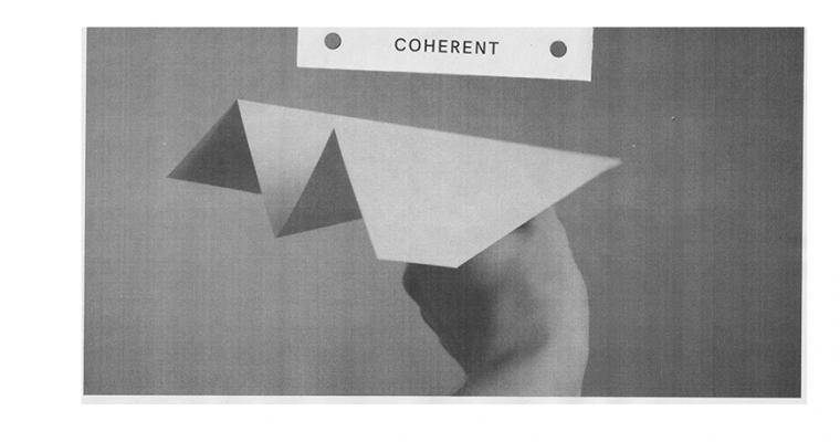 07/03 AU 13/04 – LILA LE CLANCHE HAOUATI & MARTIN GRIMALDI – MEANINGLESS WHISPERS – COHERENT, BRUXELLES