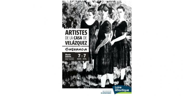 Itinerancia – 07/03 au 07/04 – Musée Dobrée, Nantes