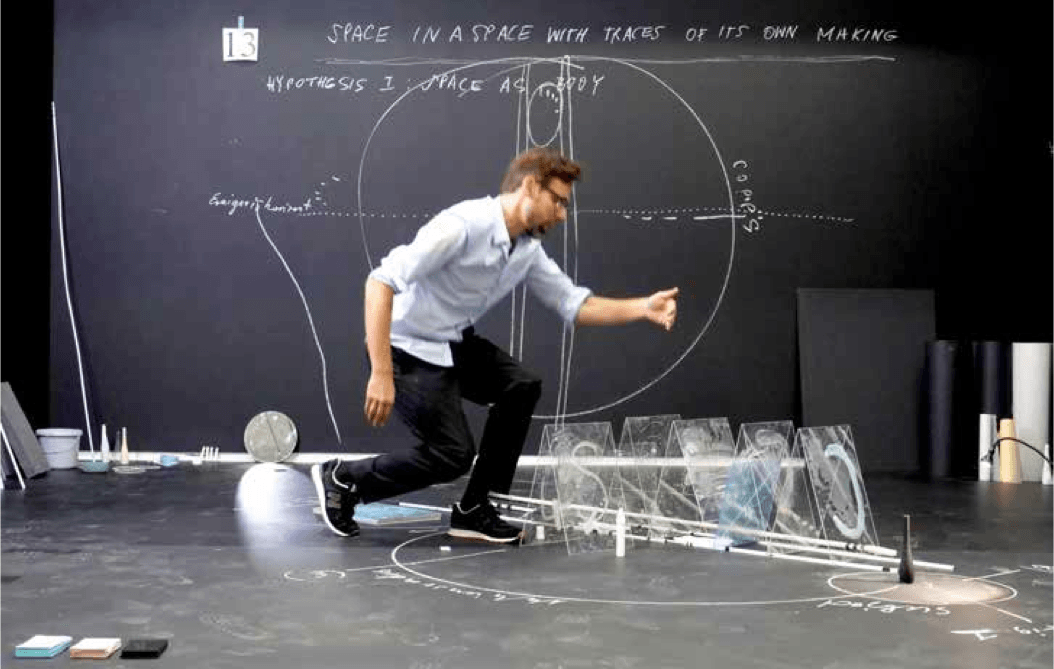 Nikolaus Gansterer_) () Drawing as Thinking In Action_Drawing Lab_Paris