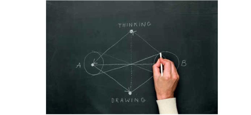 21/03 AU 15/06 – NIKOLAUS GANSTERER – ) () DRAWING AS THINKING IN ACTION – DRAWING LAB, PARIS