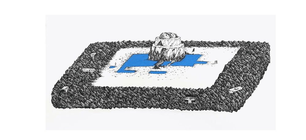 08 AU 31/03 – SHUHU – PAYSAGES, RUINES ET HÉTÉROTOPIE – RAIBAUDI WANG GALLERY PARIS