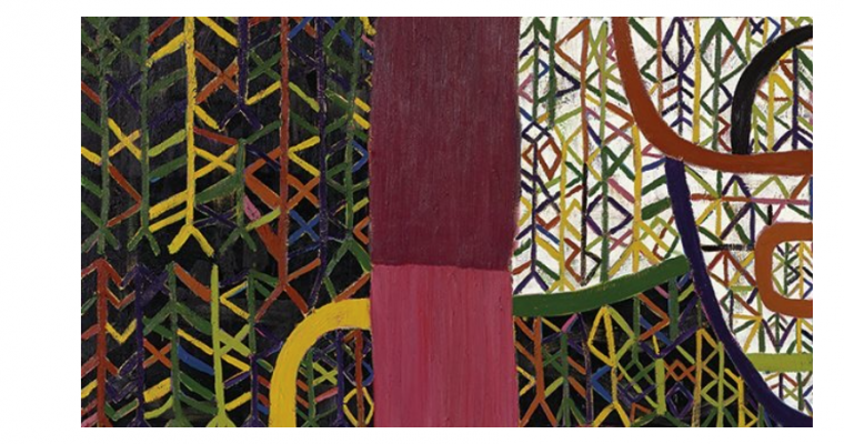 12/03 AU 27/04 – TAL R – PINK ROAD THROUGH FOREST – VNH GALLERY PARIS