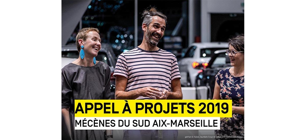 Mécènes du sud Aix-Marseille