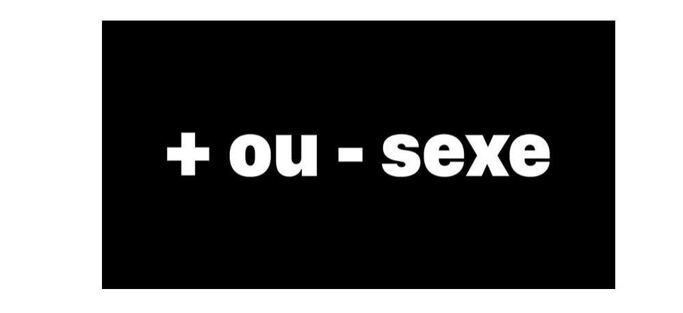 23/03 AU 27/04   «+ OU – SEXE»   B+ GALERIE,LYON